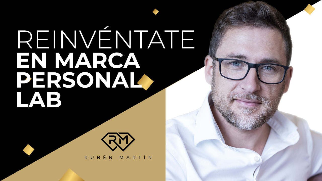 Marca Personal LAB - Rubén Martín